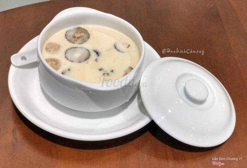 Đào khô tiềm sữa (38k)
