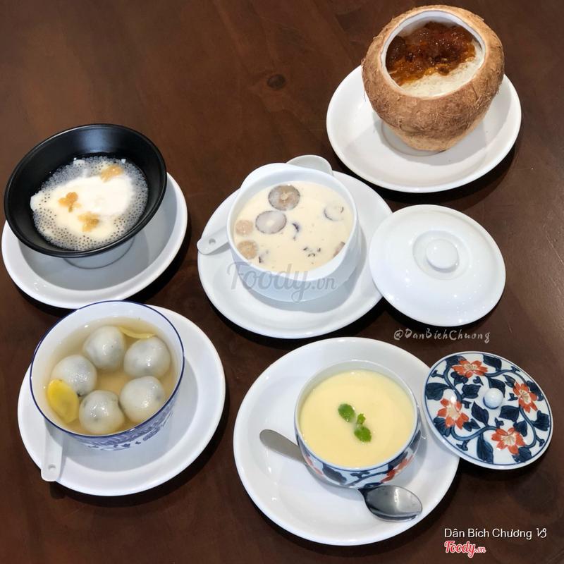 Dessert Hong Kong