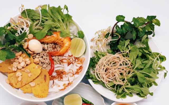 Mì Quảng Trộn Anh Út - Nguyễn Tri Phương