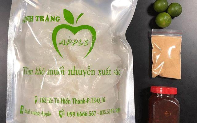 Bánh Tráng Apple - Shop Online