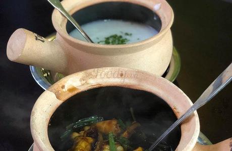 Long Geylang - Cháo Ếch Geylang & Dimsum - Nguyễn Công Trứ