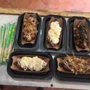 Takoyaki và các món