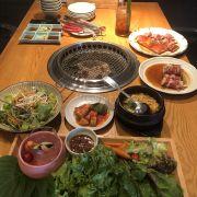 Thịt ngon, mềm set 2 người ăn no, vừa đủ, có đủ đồ ăn, salad, kem, nước, canh 499k