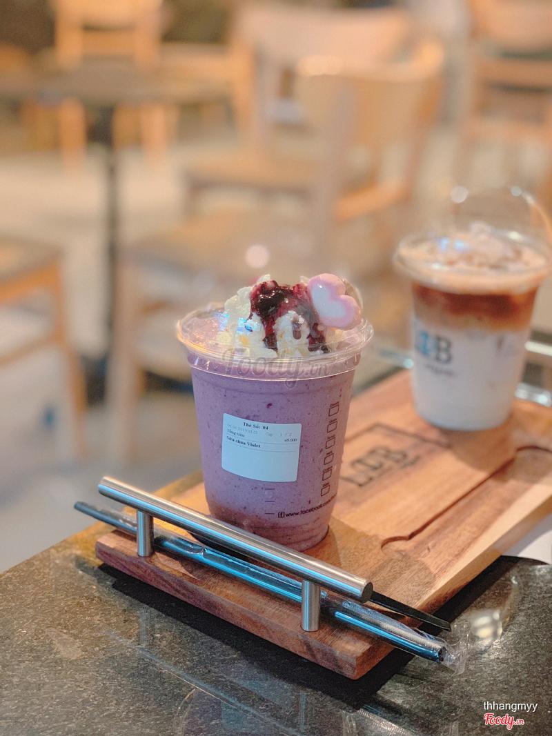Sữa chua violet