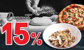 Basta Hiro - Pasta & Pizza - Vincom Đồng Khởi