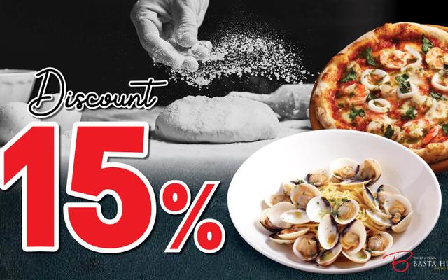 Basta Hiro - Pasta & Pizza - Vincom Mega Mall Thảo Điền