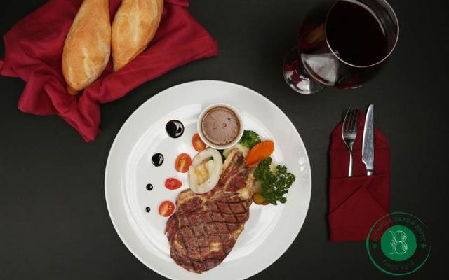 Botanica Salad, Steak & Pasta - Kim Mã Thượng