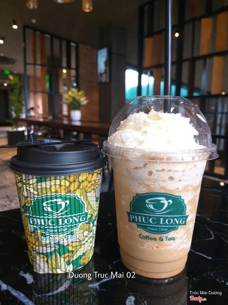 Phuc Long Con Panna & Rich Caramel Blend