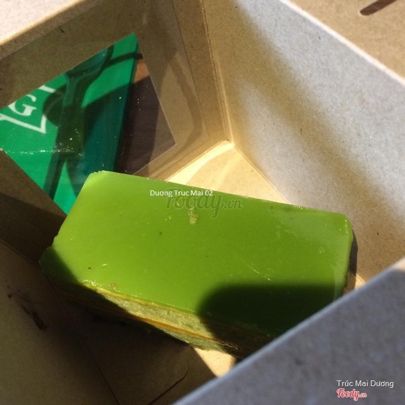 Matcha Green Tea Mango