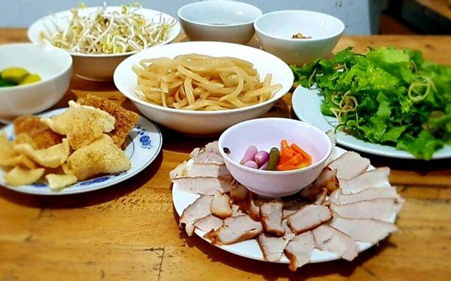 Chị Minh - Cao Lầu & Mì Xíu