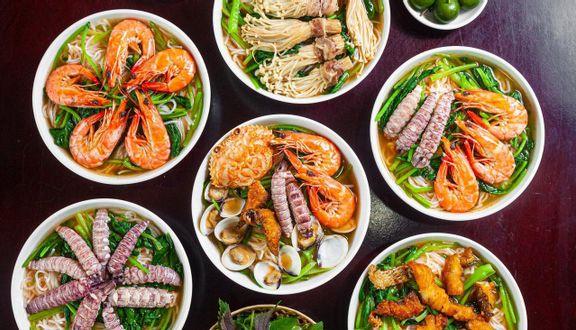 Bún Hải Sản - Kim Mã