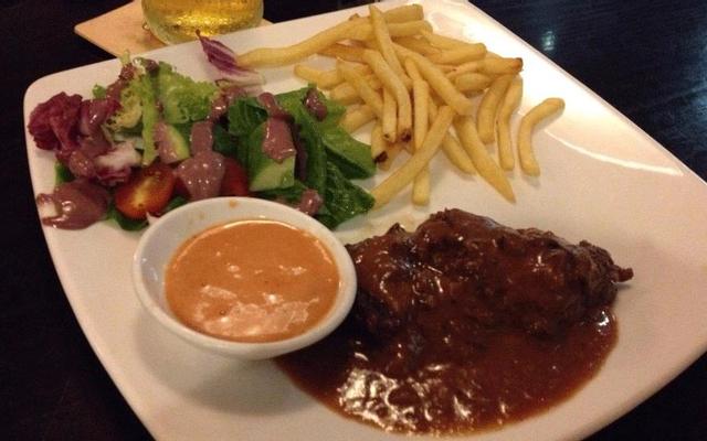 Bonjour Resto' - Beefsteak Sư Vạn Hạnh