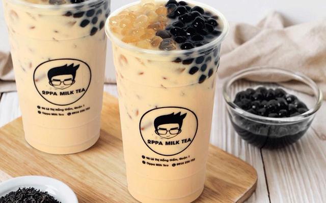 Oppa Milk Tea