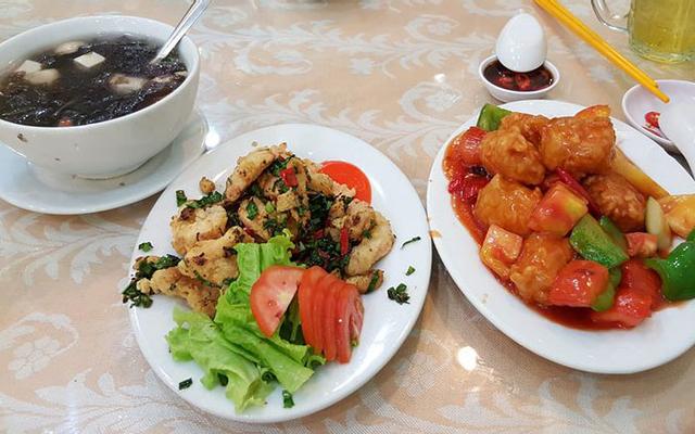 Cơm Chay Diệu Vy - Nguyễn Văn Đậu