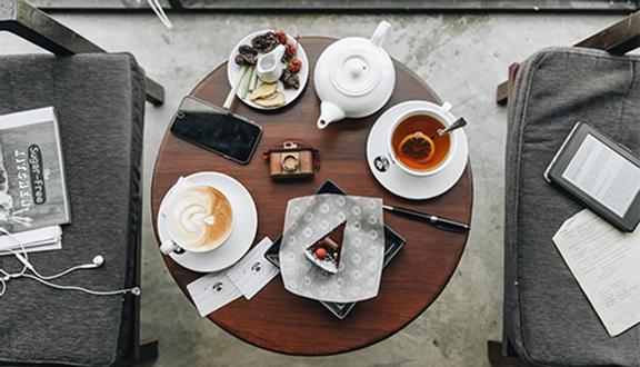 Three O'clock - Coffee & Tea - Âu Cơ