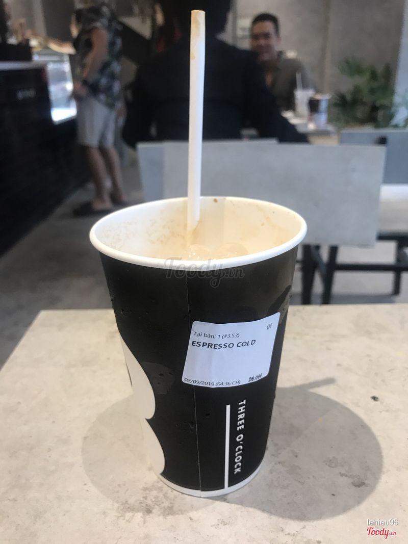 Cà phê đậm đà
