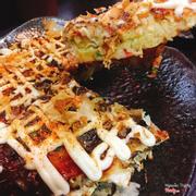 Bánh xèo Nhật Bản tên là Okonomiyaki