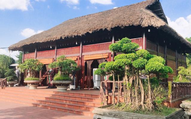 Nhà Hàng Vườn Sinh Thái Đảo Ngọc Lâm Tiên