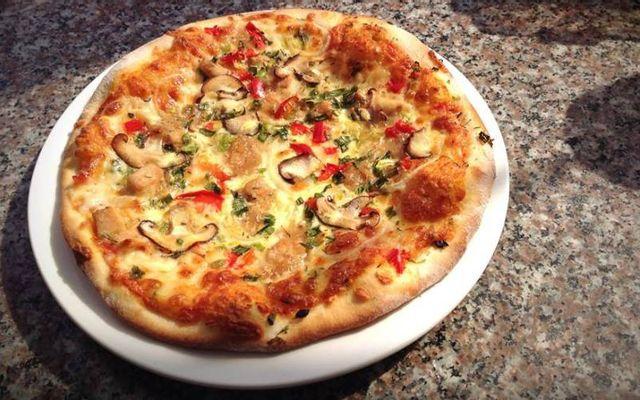 Pizza Ông Tây - Núi Trúc