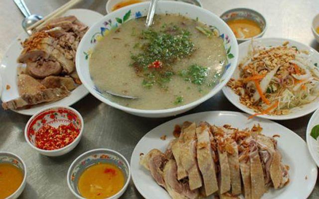Cháo Gà Thanh Thúy