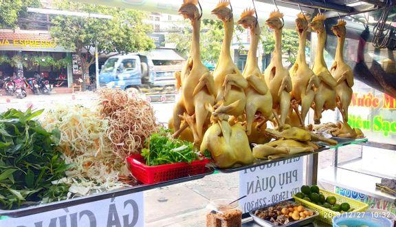 Cơm Gà Út Trang