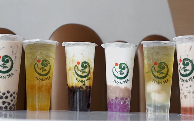 Trà Sữa Yuan Tea