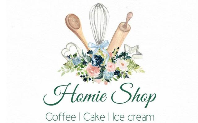 Homie Shop - Bakery & Drink Online