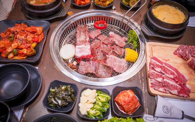 BBQ Go Gi Gu I - Thịt Nướng Hàn Quốc