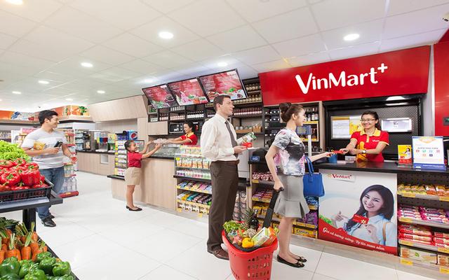 VinMart+ - Trần Quốc Toản
