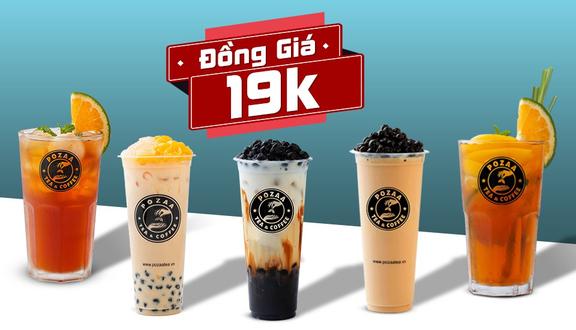 Trà Sữa Pozaa Tea - Khương Đình