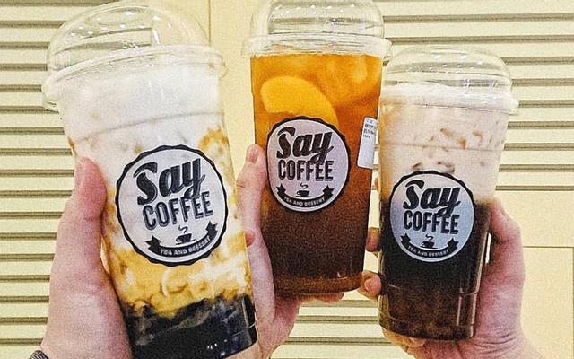 Say Coffee 24H - Lê Văn Sỹ