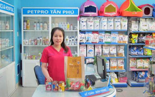 PetPro - Shop Cho Thú Cưng - Nguyễn An Ninh