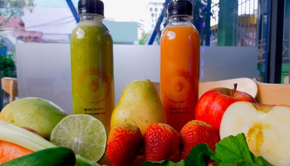 The Healthy House - Smoothies, Juice & Detox