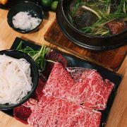 Phần phở bò Wagyu đặc biệt ngon mah