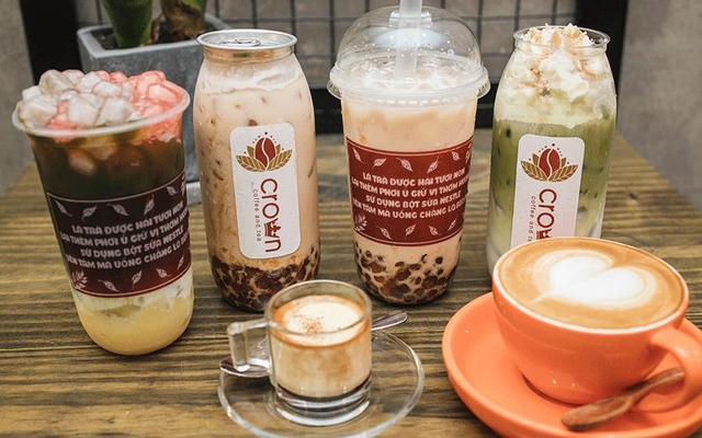 Crown Coffee & Tea - Trần Quốc Toản