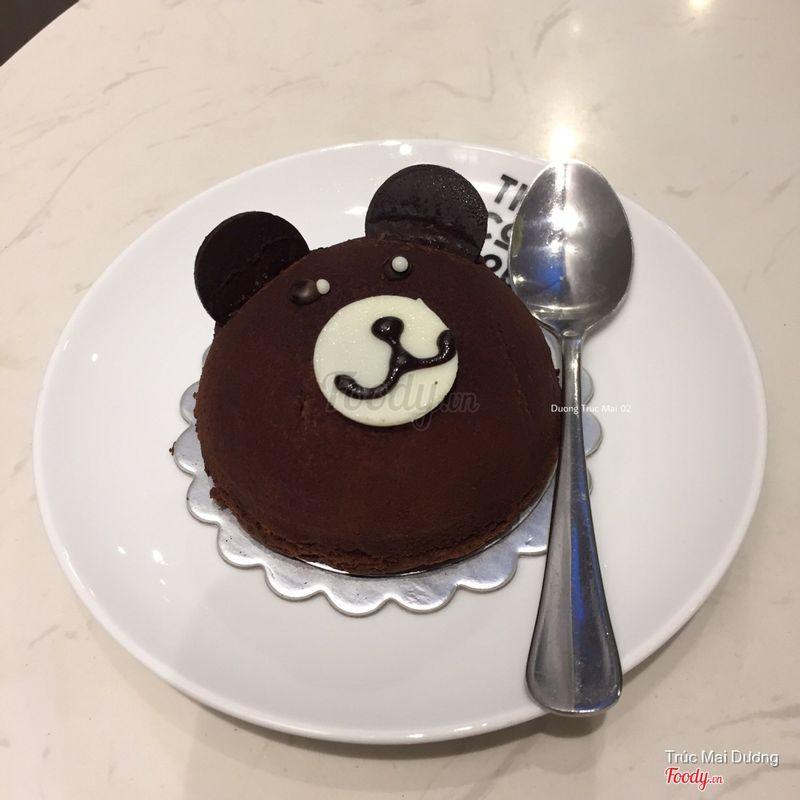 Bánh Gấu Chocolate
