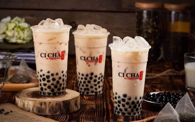 Ci Cha - Trà Sữa Hongkong - Kim Giang