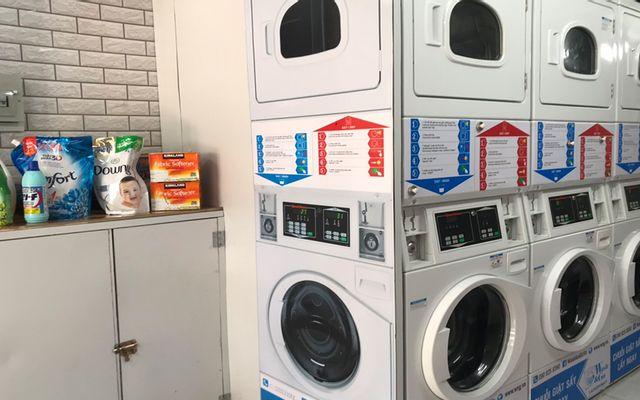 Wash & Go - Giặt Sấy Lấy Ngay - Hoàng Văn Hợp