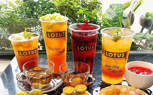 Lotus Tea & Coffee