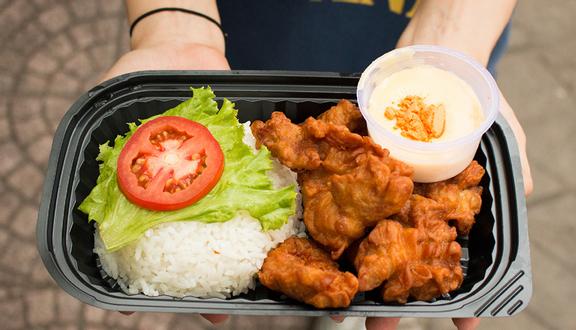 Yo!Chicken - Gà Rán & Fastfood