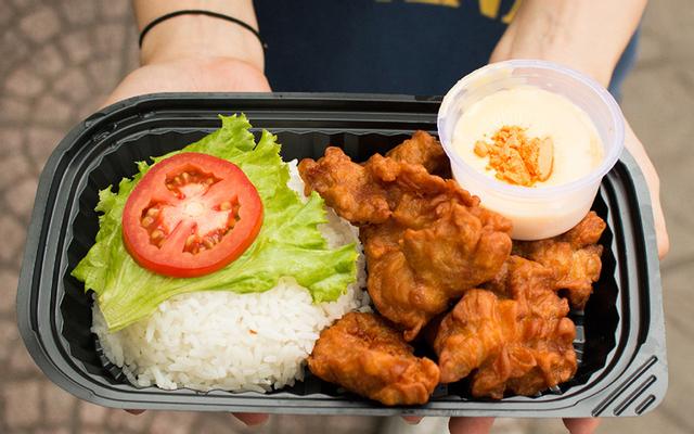 Gà Rán Yo!Chicken - Đường D5