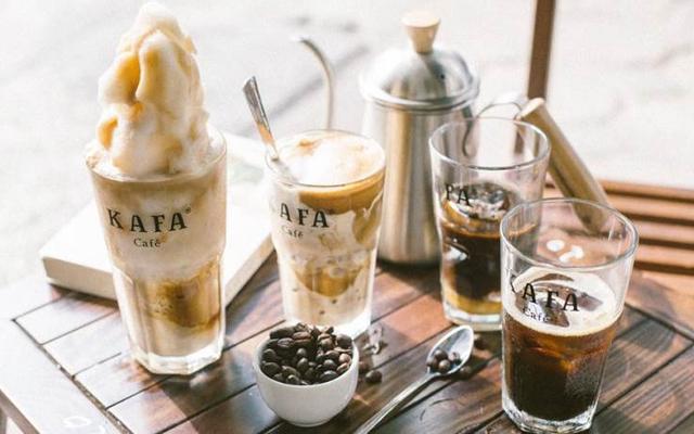 Kafa Cafe - Lê Đại Hành