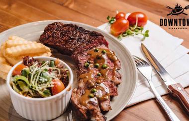 Downtown Steakhouse - Hoa Mai