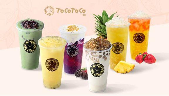 TocoToco Bubble Tea - Đường Số 23