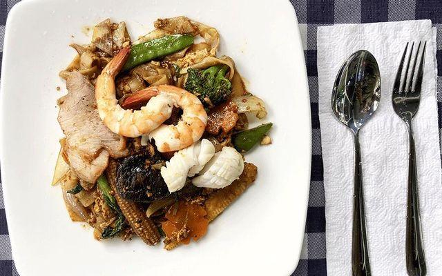 Xào Noodle - Hủ Tiếu, Phở Xào & Pad Thái