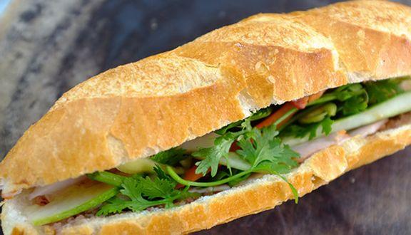 Bánh Mì Chay Chùa Vạn Thọ
