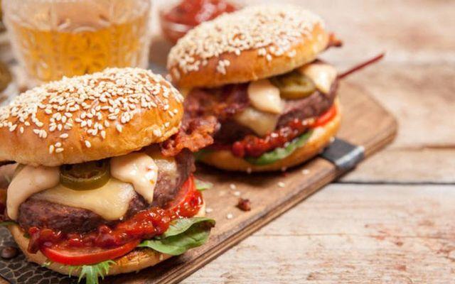 Mr.Burger - Burger Chuẩn Mỹ - Kim Mã