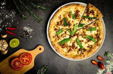 Emoji Pizza - Pizza Lò Củi