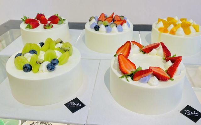 Moka Sweet Cake