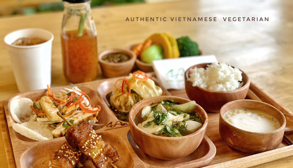 Chay 4An Authentic Vietnamese Vegetarian - Cao Thắng
